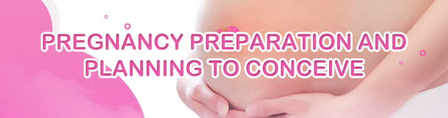 Pregnancy Preparation and Planning To Conceive