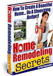 Home Remodelling Secrets For 2021
