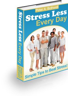 Stress Less Every Day In 2021