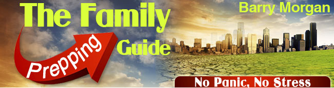 The Family Prepping Guide For 2021