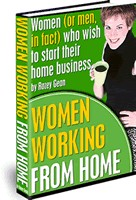 Women Working From Home In 2021