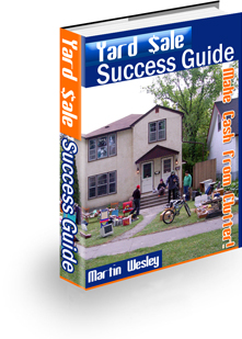 Yard Sale Success Guide For 2021